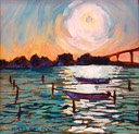 Sunset on the Boardwalk SOLD