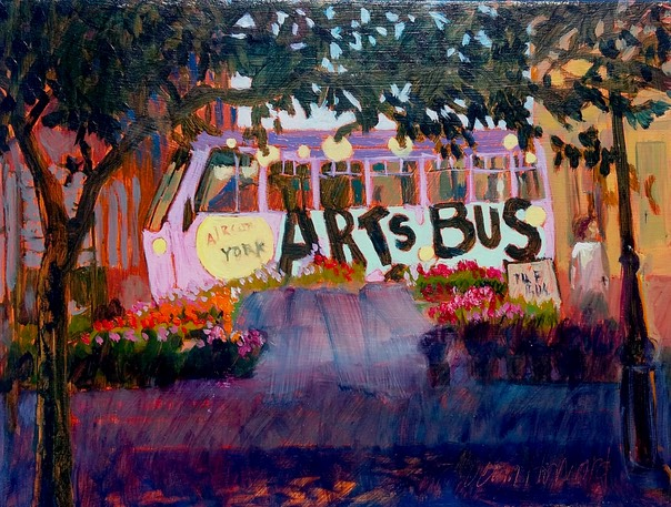 The Art Bus cumberland Quick Draw