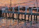 Winter Light on Tangier Island SOLD